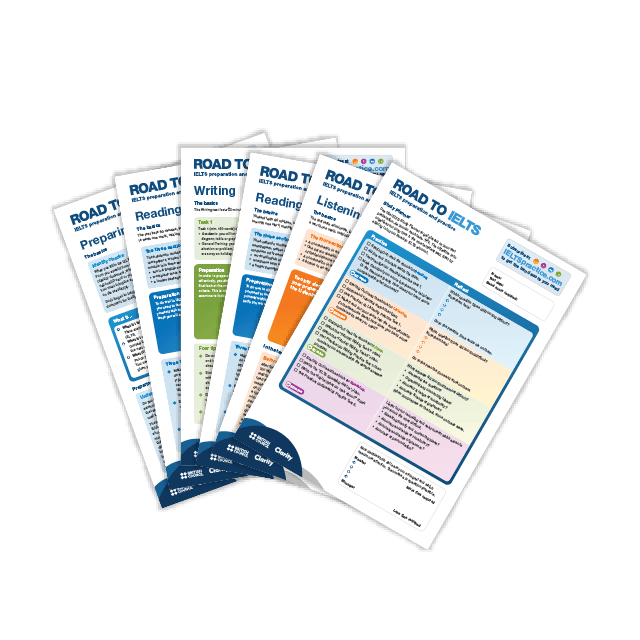 Get IELTS study planners created by IELTSpractice
