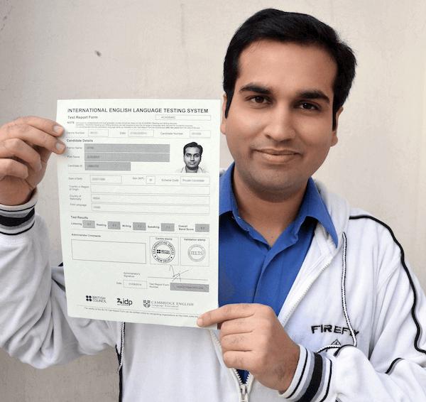Positive reviews for IELTSpractice